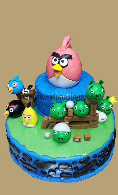 3d Angry Birds New 3