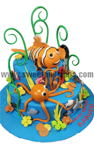 2 Tier Nemo Theme