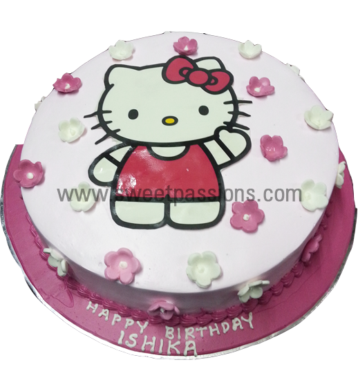 Hello Kitty Cut-out