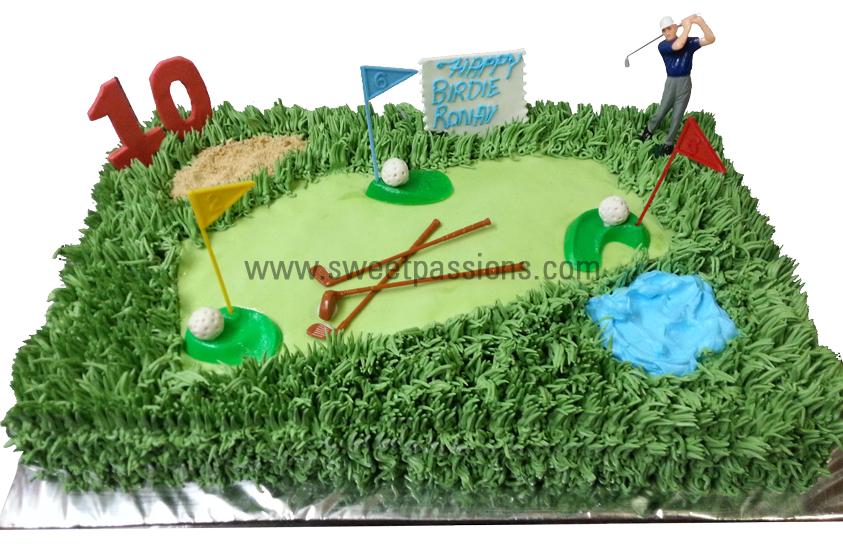 Golf Course New