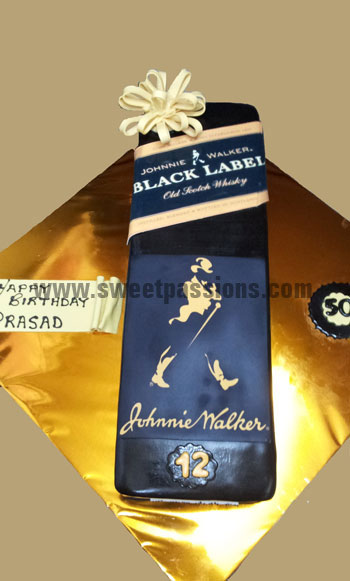 Johnie Walker Black Label Box