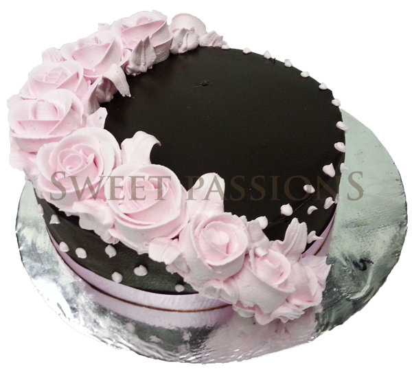 Choco Pink Roses